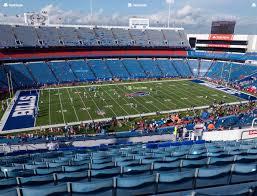 New Era Field Buffalo Seating Chart New Era Field Section 336 Seat Views Seatgeek