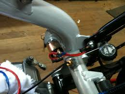 bill s unqualified comments i made the entire wiring loom for this bike utilizing a silenthektik electronic fuse box a 4 5ah