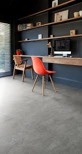 how to install vinyl plank flooring on concrete home office featuring secura pur luxury vinyl sheet