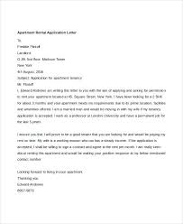 Renting Cover Letter Tenancy Cover Letter Example Rent Rental Application Templates