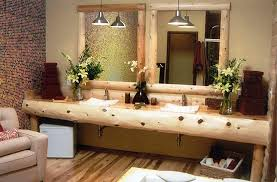 Rustic Bathroom Wonderful Rustic Bathroom Vanities Ideas Impressive Of Vanity I To
