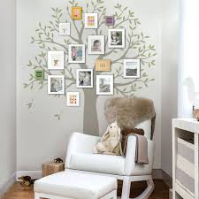 simple wall decals narrow family tree decal two colors wall decals scheme b  narrow family tree . simple wall decals ...