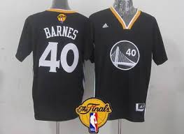 Finals Harrison for wholesale The Sale From Golden Jersey Cheap 2015 On China Short-sleeved Barnes Warriors Black State 40 New