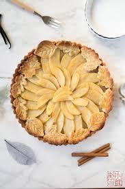 Normandy Apple Tart Dessert First