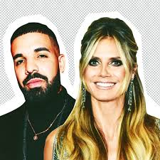 heidi klum says drake asked her out but she ignored his text