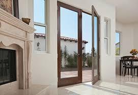 single hinged patio doors. Plain Patio Exterior Single French Doors U0026 Hinged Patio  Andersen  Windows Intended S