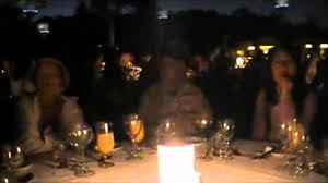 Steve Tv Ayers Rock Pt 4 Dinner Under The Stars Youtube