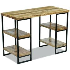 office table desk. Modren Table Home Office Table Desk Mango Wood Computer Study  Steel Frame Industrial Sobuyr Throughout Office Table Desk