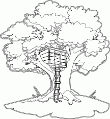 Small Picture Free Image Magic Tree House Coloring Pages Clipart Microsoft Clip