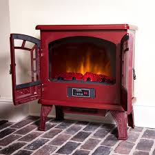 duraflame 750 cranberry stove dfs 750 14 detail 1 electric fireplace stove
