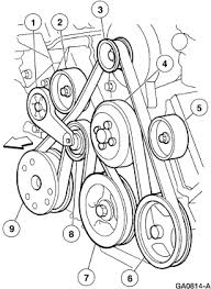 serpentine belt remove replace ford truck enthusiasts forums i need this diagram for my f 150 2006 v8 5 4 xlt can you help me