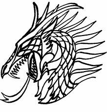 Small Picture dragon coloring pages easy level IMG 98292 Gianfredanet