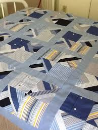 Best 25+ Shirt quilts ideas on Pinterest | Shirt quilt, Old tshirt ... & ...and from all those leftover men's shirts...voila! A Adamdwight.com
