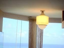 Milk Glass Hanging Light Fixture Vintage 1930s Art Deco Milk Glass Pressed Glass Hanging