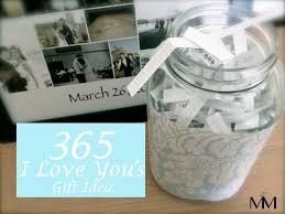 diy anniversary gift idea