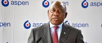 Ramaphosa's address to the nation. Is Ramaphosa Tripping Over A Trips Waiver Iss Africa