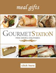 gourmet station offers delicious gourmet meals for any occasion for you friends or family a wonderful gift for the holidays for pany incentives or