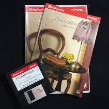 Husqvarna Designer 1 Embroidery Disks Husqvarna Viking Embroidery Disk 64 Italian Romance Designer 1 D1 Machine
