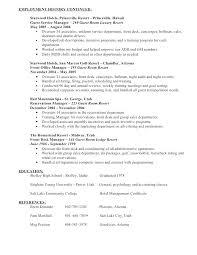Busboy Resume Examples Best of Busboy Resume Sample Busboy Resume Samples Resume Samples Customer
