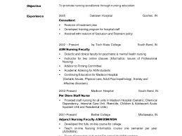 Sample Staff Nurse Resume Download Professional Nursing Resume Samples DiplomaticRegatta 60
