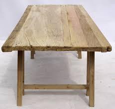 Riesiger Tisch Esszimmerzisch Rustikal Treibholz Lf070 N 002