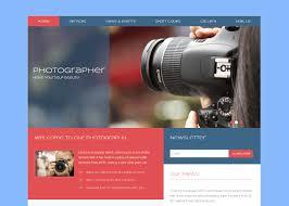 15 Free Photography Website Templates 2018 Themelibs