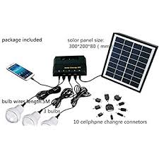 Solar Lighting System With Best Features  SunfuelSolar Powered Lighting Systems