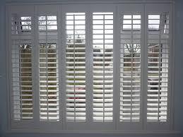white cedar wood shutters