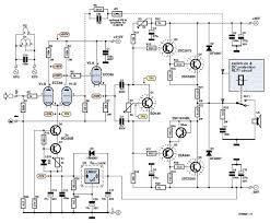 17 best images about electronics circuit diagram ampli hybride tubes transistors forum elektor com mugen
