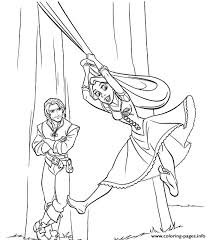 Small Picture 22 best coloring pages 10 rapunzel images on Pinterest