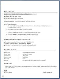 sample resume for freshers it engineers fresher engineer resume format ...