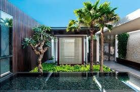 Small Picture The Awesome tropical resort home design for Provide House