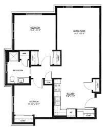 amusing 1 bedroom bath house plans 29 floor full size on story with