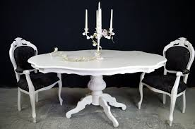 french style dining table with 6 louis chairs painted vine intended for french style dining table