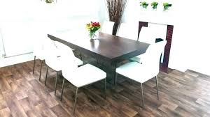 wood dining table white chairs dining tables dark wooden table wood with gray french ck grey