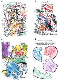 coloring book pages from 17 year old with autism a before scientific diagram