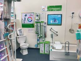 bathroom safety for seniors. Bathroom Safety Products Display For Seniors .
