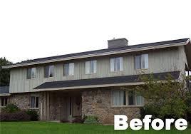 Exterior Renovation Simply Simple Exterior Renovations House - Exterior house renovation