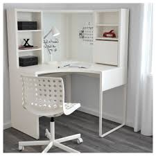 micke corner workstation black brown ikea student desk with hutch