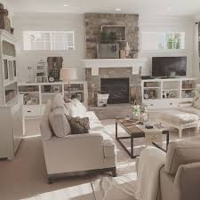 great room furniture ideas. Open Concept Great Room With Modern Farmhouse Style Interior Furniture Ideas G