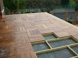 Floating Decks contemporary-deck