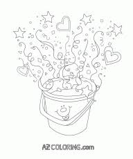 Small Picture Bucket Filler Coloring Page Coloring Home