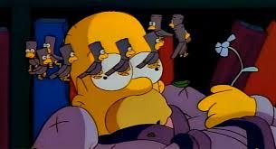 Treehouse Of Horror II  Season 3 Episode 7  Simpsons World On FXXTreehouse Of Horror Episode