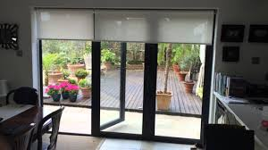 electric blinds for bi fold doors
