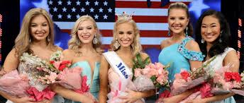Miss america teen program