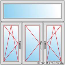 Dreiflügelige Fenster Online Nach Maß Kaufen Fensterblickde