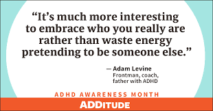 Adhd Quotes Amazing Celebrities With ADHD Share Inspiration Truth
