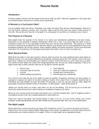 Additional Information On A Resume Free Resume Example And