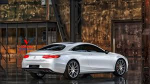 2015 Mercedes-Benz S63 AMG Coupe rendered by Khalil Bouguerra