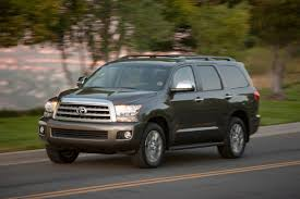 2017 Toyota Sequoia Pricing - For Sale | Edmunds